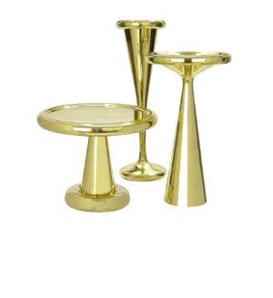 Spun Tall Table