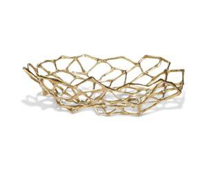 Bone Bowl Brass