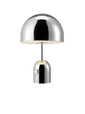 Bell Silver Table Light