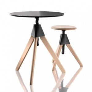 Topsy Table- The Wild Bunch