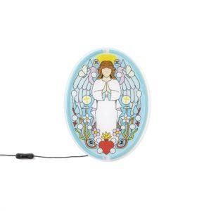 Gospel LED Neon Signs Angel Gabriel