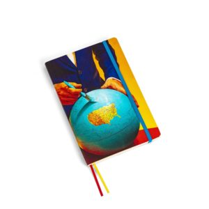 Notebook Globe Big