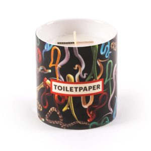 Candle Snakes Toiletpaper