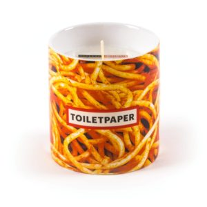 Candle Spaghetti Toiletpaper
