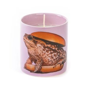 Candle Toad Toiletpaper
