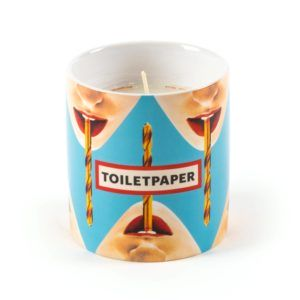 Candle Drill Toiletpaper