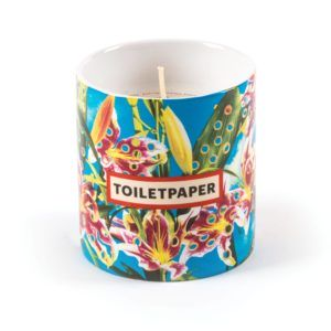 Candle Flower Toiletpaper