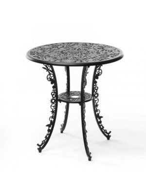 Aluminium Round Table Industry Collection