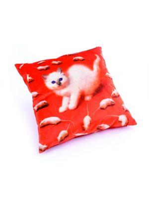 Cushion Kitten Toiletpaper