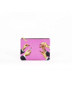 Case Lipstick Pink Toiletpaper