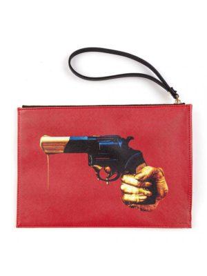 Pouch Bag Revolver Toiletpaper