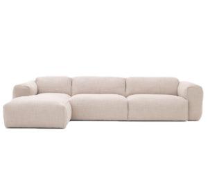 theca fresno sofa pękata miękka